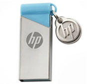 HP v215b USB 2.0 8GB Flash Memory