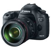 Canon EOS 5D Mark III Kit 24-105 L Digital Camera