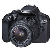 Canon EOS 1300D 18-55 IS II Camera