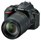 Nikon D5500 kit 18-140 Digital Camera