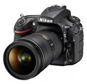 Nikon D810 Kit 24-120mm F-4G VR Digital Camera
