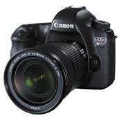 Canon EOS 6D Kit 24-105mm f-3.5 IS STM Digital Camera