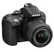 Nikon D5300 18-140 VR AFP Digital Camera