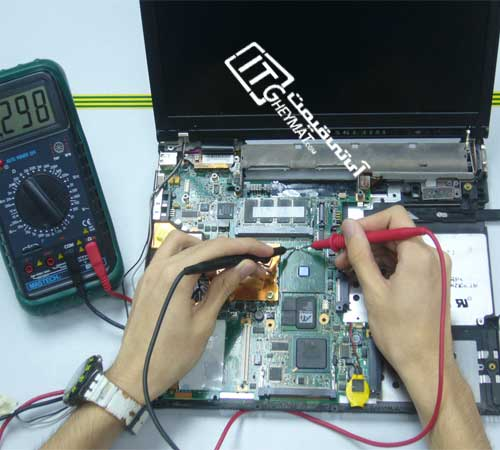 repair laptop b