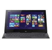 Sony VAIO Duo SVD13213CXB i5-4gb-128gb-intel hd laptop