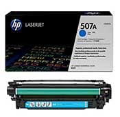 HP 507A-CE401A Cyan LaserJet Toner Cartridge