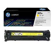 HP 305A-CE412A Yellow Original LaserJet Toner Cartridge