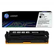 HP 131A-CF210A Black Original LaserJet Toner Cartridge