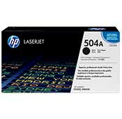 HP 504A-CE250A Black Original LaserJet Toner Cartridge