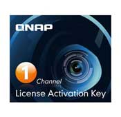 Qnap LIC-CAM-NAS-1CH Camera License