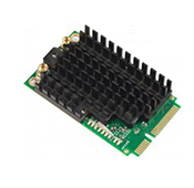 Mikrotik R11e-2HPND Wireless Card Mini PCie