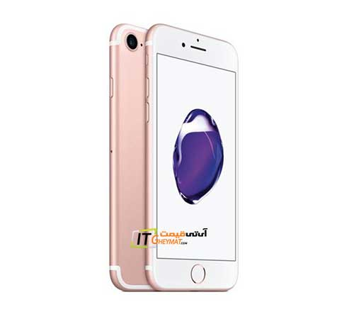 Apple iPhone 7 128GB RosGold Mobile Phone