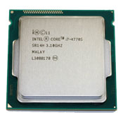 Intel Core i7-4770S CPU