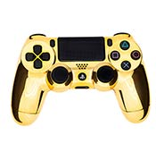 Sony Gamepad PS4 Gold