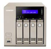 Qnap TVS-463-8G NAS Storage