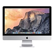 APPLE IMAC MF885 i5-8GB-1TB-2GB ALL IN ONE