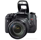 Canon EOS 760D Camera