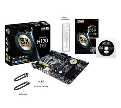 Asus H170-PRO Mainboard