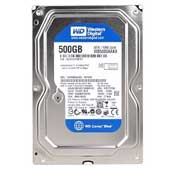 Western Digital Caviar Blue WD5000AAKS 500GB Internal Hard Drive