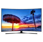 Samsung 55KU7975 Curved Smart 55 Inch LED TV