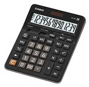 Casio GX-14B Desktop Practical Calculator
