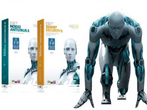 Eset Antivirus  Nod 32 v7  2 user