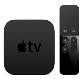 Apple TV Set top box 64 GB