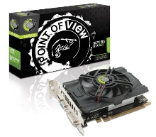 POINT OF VIEW GEFORCE GT210 Graphics Card