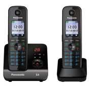 Panasonic KX-TG8162ALB Cordless Telephone