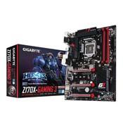 Gigabyte GA-Z170X Gaming 3 Motherboard