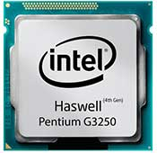 INTEL HASWELL G3250 CPU