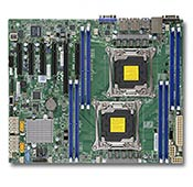 Supermicro MBD-X10DRL-I Server Motherboard