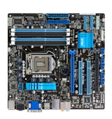 Asus P8H67-M PRO Motherboard