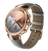 Asus Zenwatch 3 WI503Q Rose Gold With Beige Leather Band