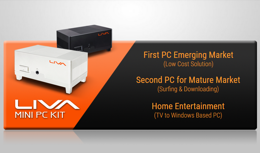 mini PC - Elite Group Liva