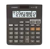 Casio MJ-12D Desktop Practical Check Calculator