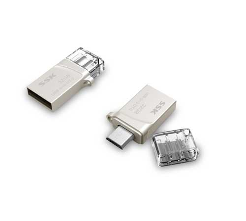 Flash Memory - SSK SFD245 / 16GB