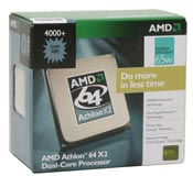 AMD Athlon 64 X2 4000 CPU