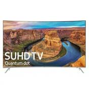 Samsung 55KS8500 Curved Smart 55 Inch LED TV