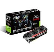 Asus  STRIX-GTX980TI-DC3OC-6GD5-GAMING Graphic Card
