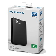 قیمت Western Digital Elements - 2TB External HDD