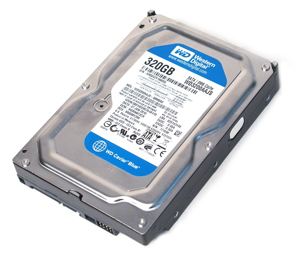 HDD - Western Digital Blue / 320GB