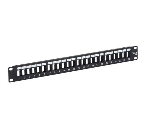 سانت Patch Panel UNLoaded Single SZX24 24port