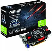 Asus GT 640 2GB DDR3 Graphic Card