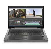 HP WORKSTATION 8770W i7-16G-2T-QUADRO LapTop