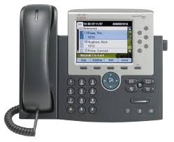Cisco CP-7965G IP Phone