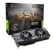 EVGA GeForce GTX 1060 SSC GAMING ACX 3.0 6G GRAPHIC CARD