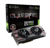 EVGA GeForce GTX 1080 CLASSIFIED GAMING ACX 3.0 GRAPHIC CARD