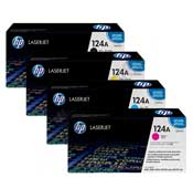 HP 124A-Q6001A Toner Cartridge