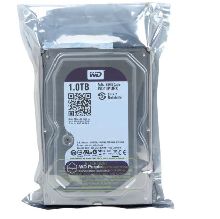 HDD - Western Digital Purple / 1TB